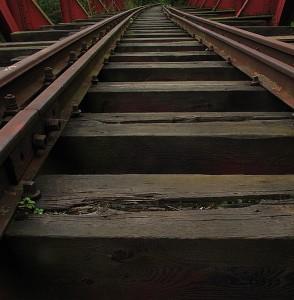 most, którego nie przejdę :)